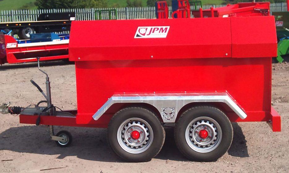 JPM 1000L fuel bowser