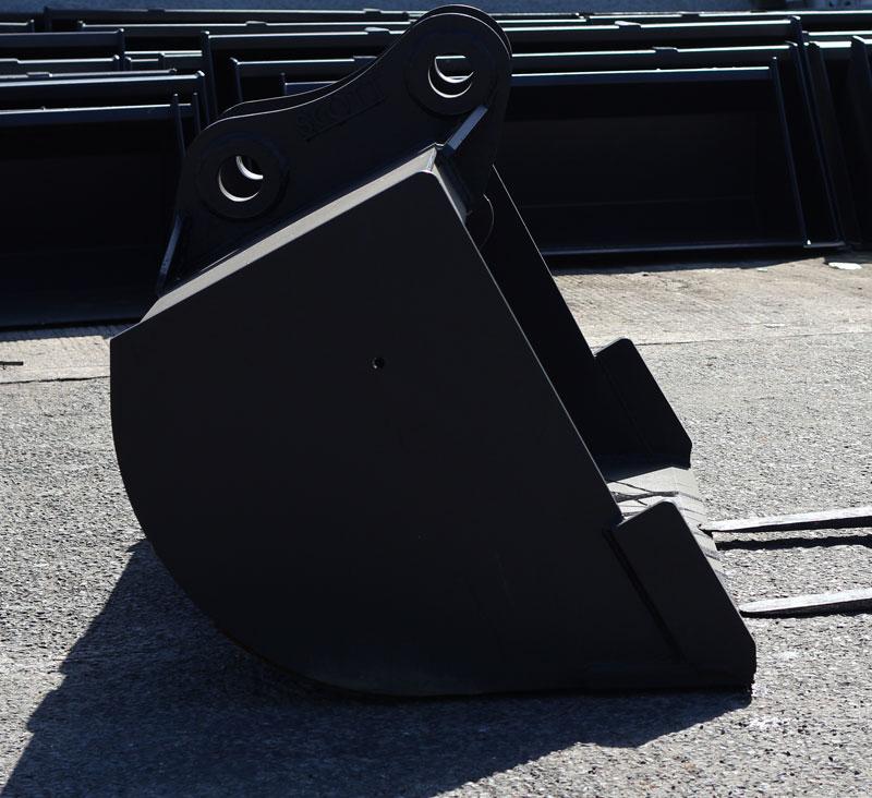 30 ton grading bucket